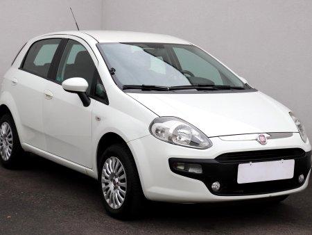 Fiat Punto Evo, 2011