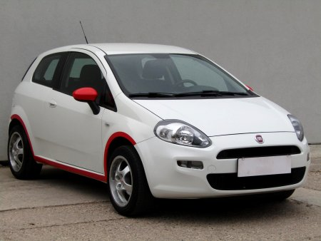 Fiat Punto Evo, 2013