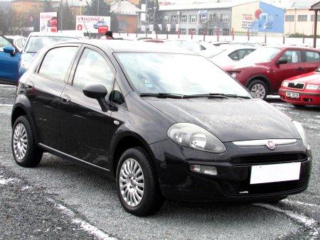 Fiat Punto Evo, 2012
