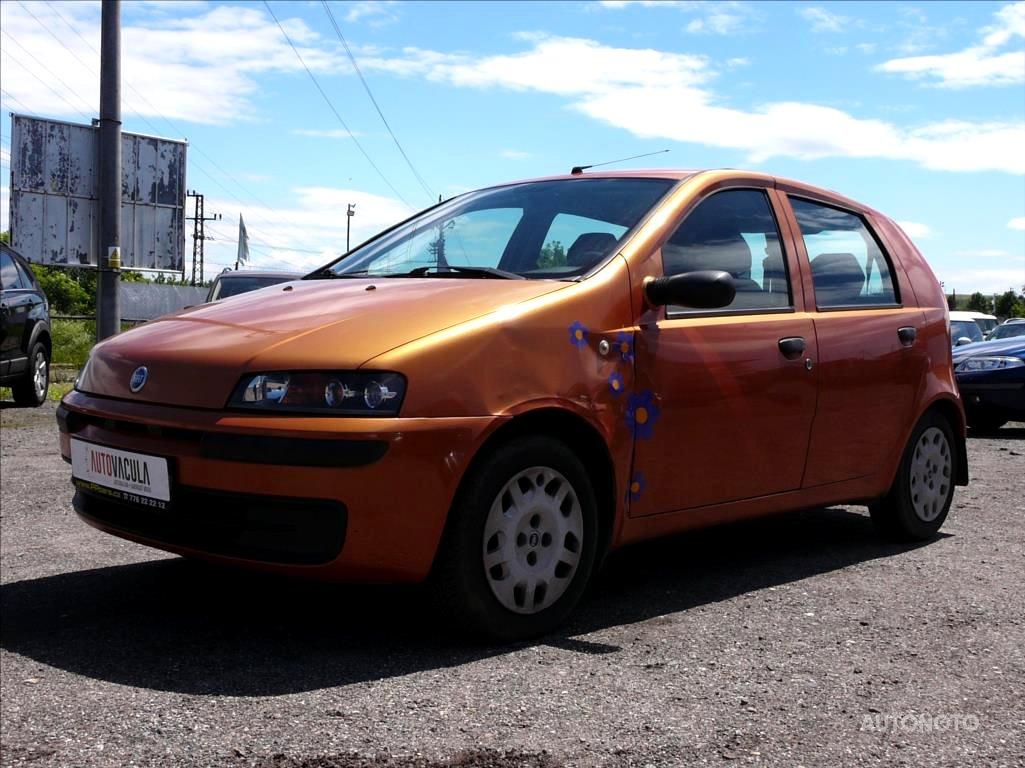 Fiat Punto, 2000 - celkový pohled