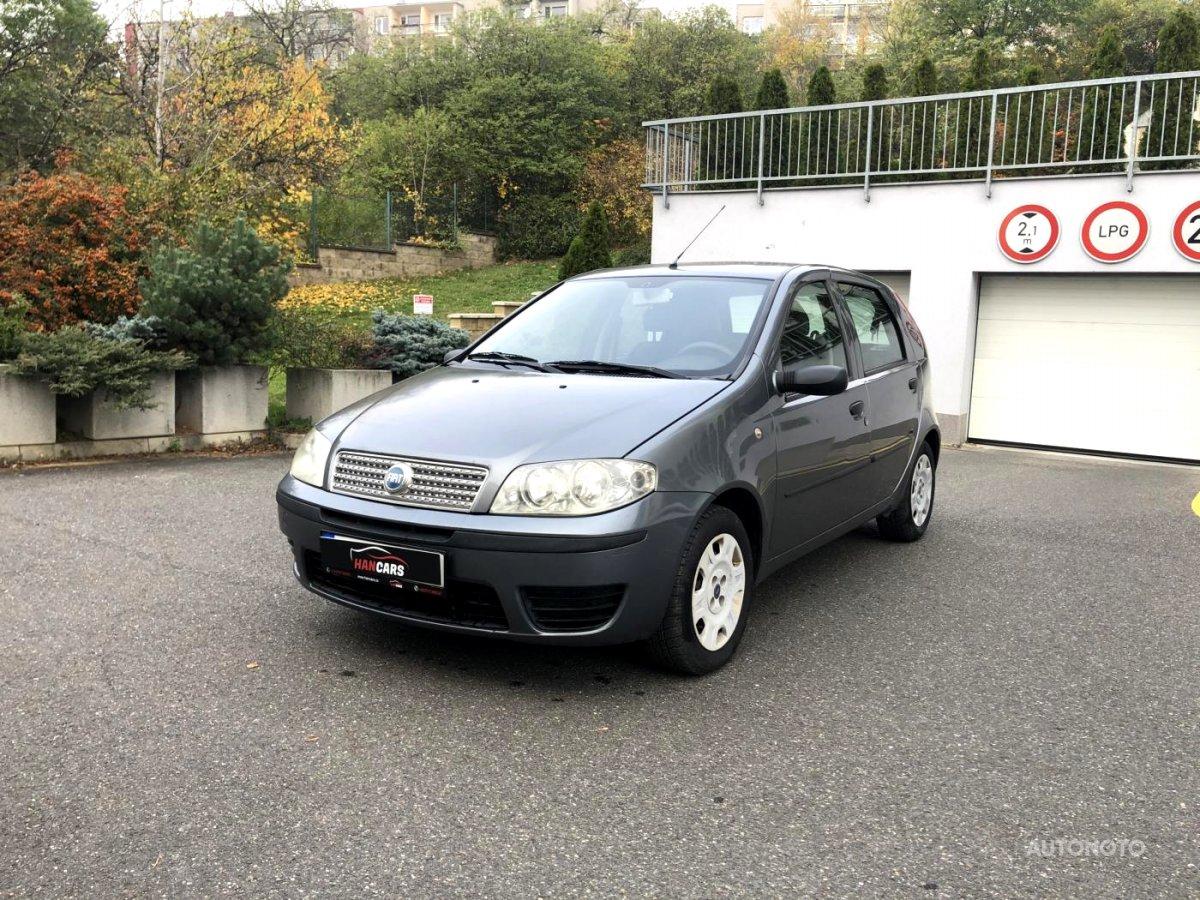 Fiat Punto, 2005 - celkový pohled