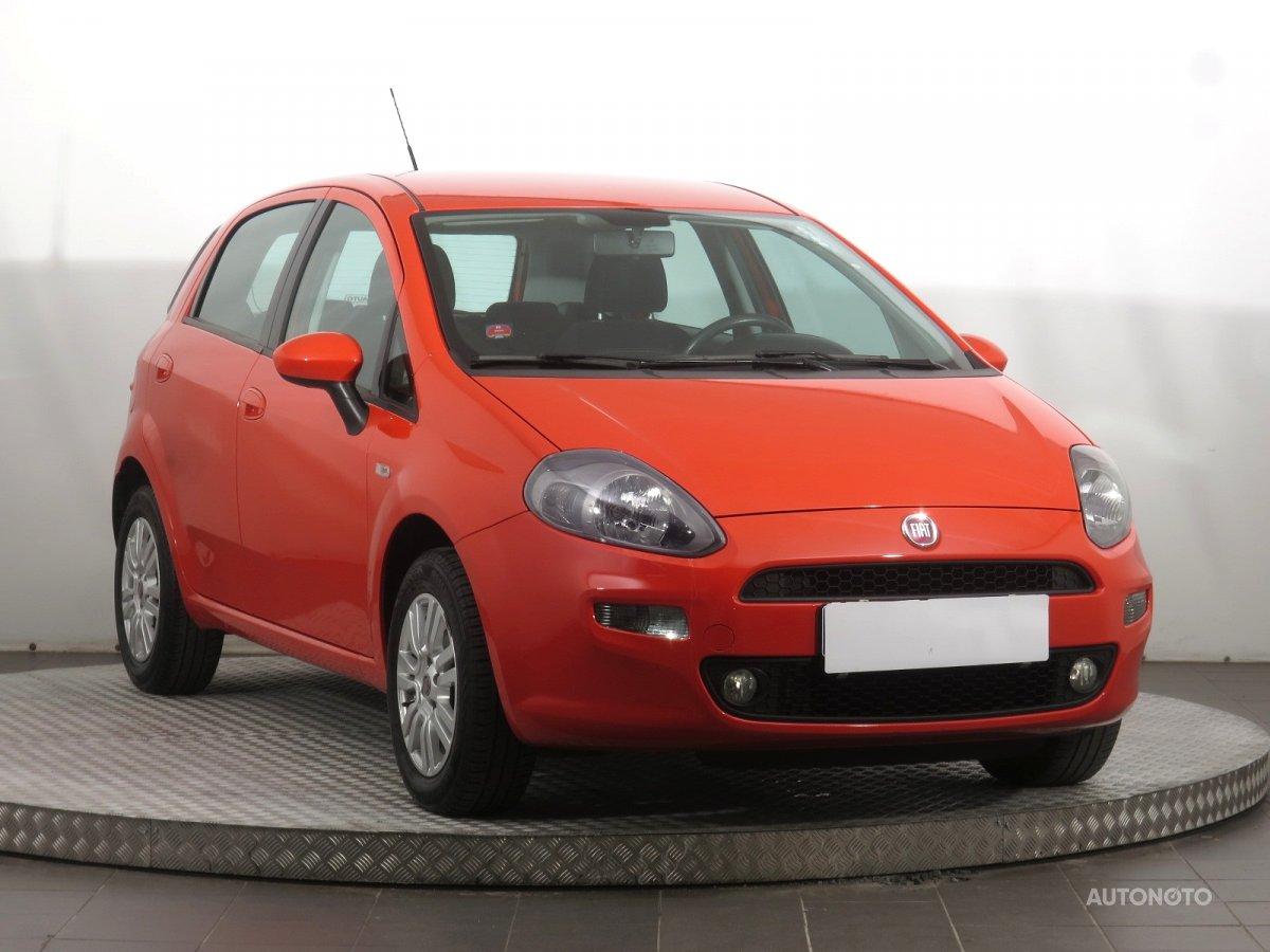 Fiat Punto, 2015 - celkový pohled