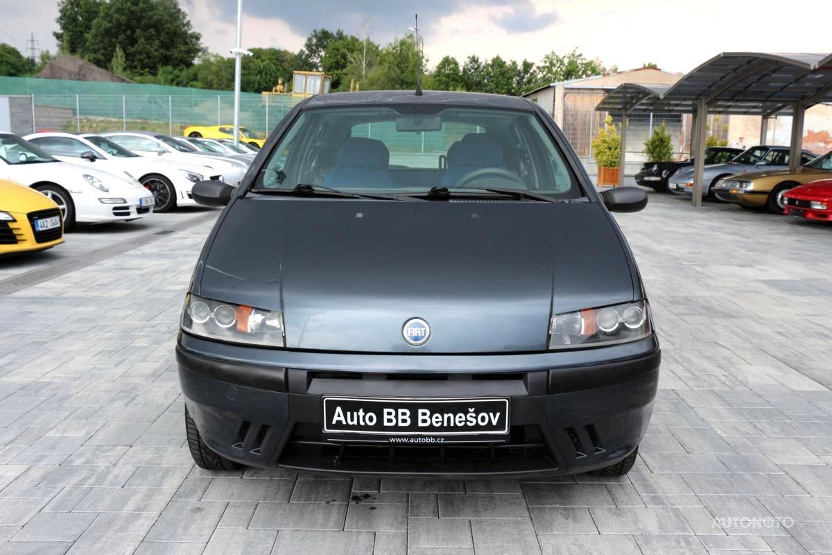 Fiat Punto, 2001 - celkový pohled