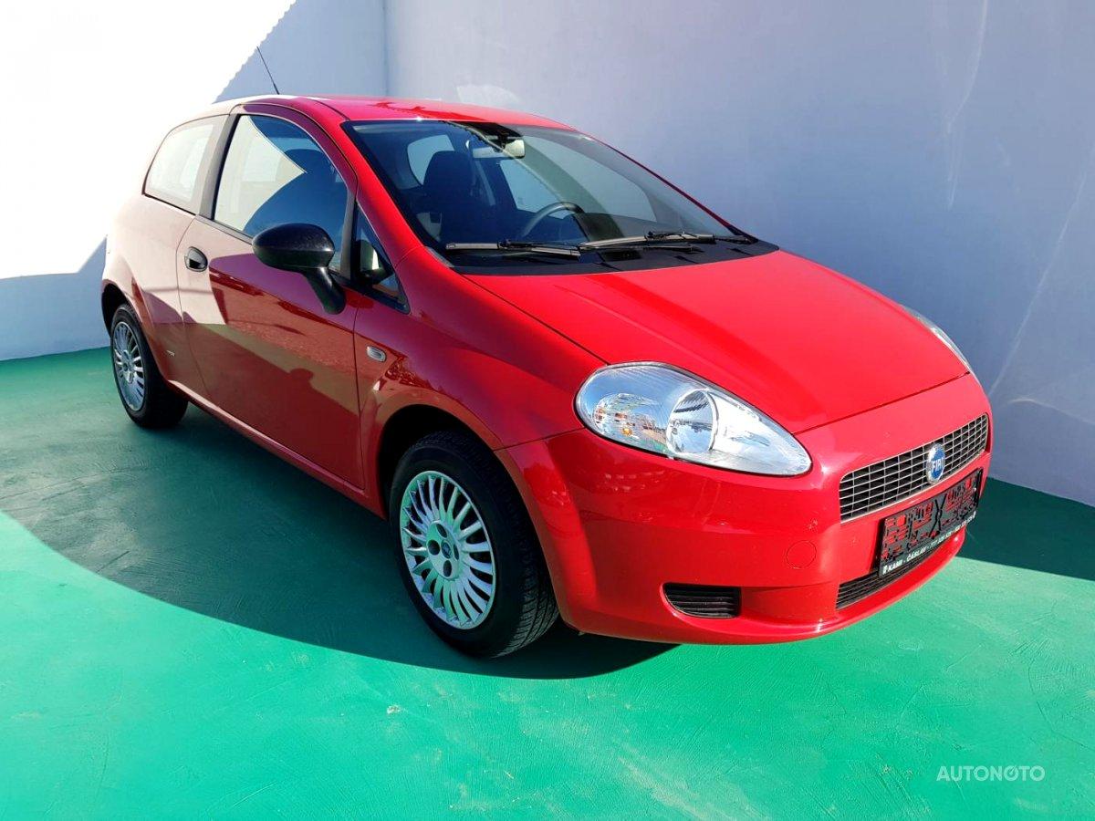 Fiat Punto, 2007 - celkový pohled