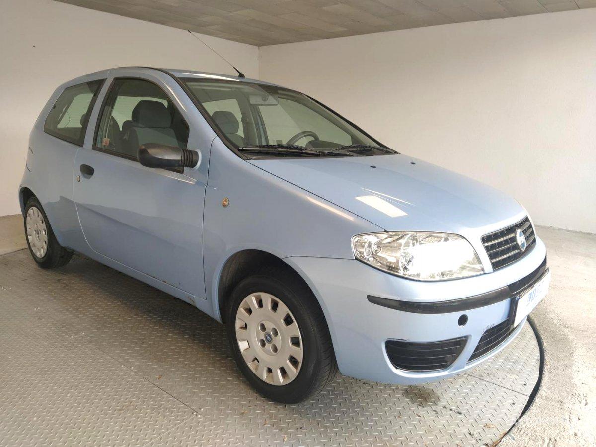 Fiat Punto, 2006 - celkový pohled