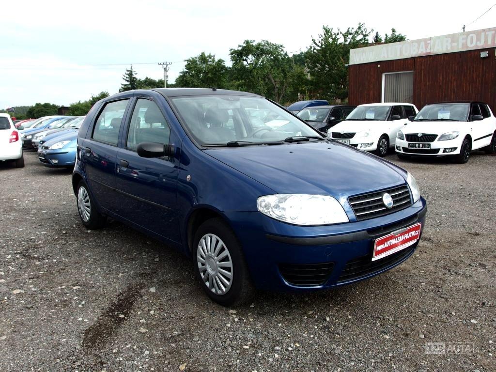 Fiat Punto, 2003 - celkový pohled