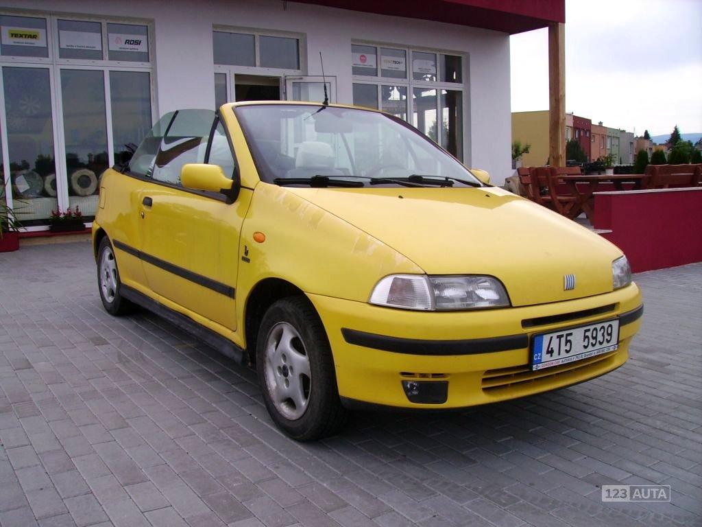 Fiat Punto, 1997 - celkový pohled