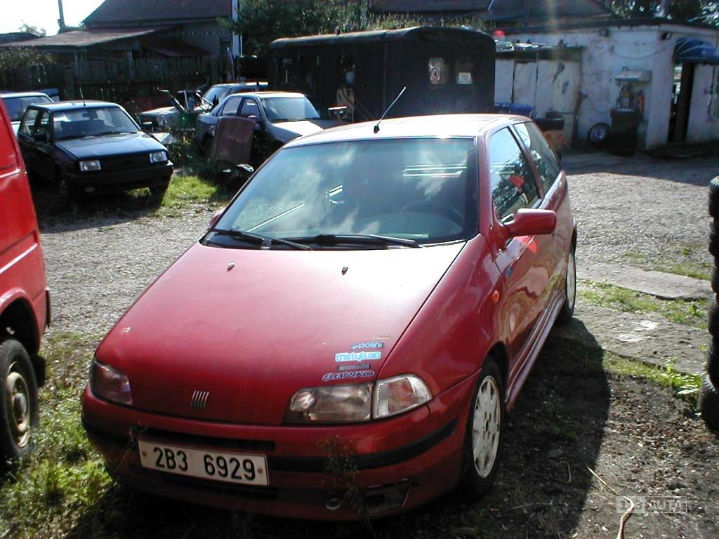 Fiat Punto, 1998 - celkový pohled