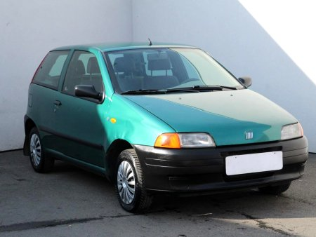 Fiat Punto, 1996