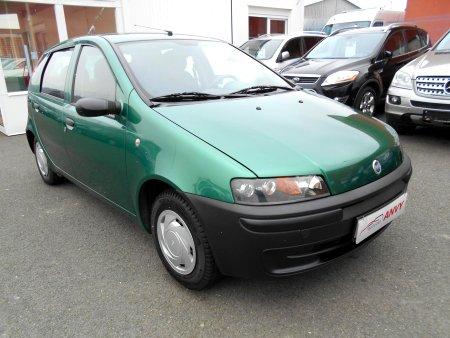 Fiat Punto, 2001