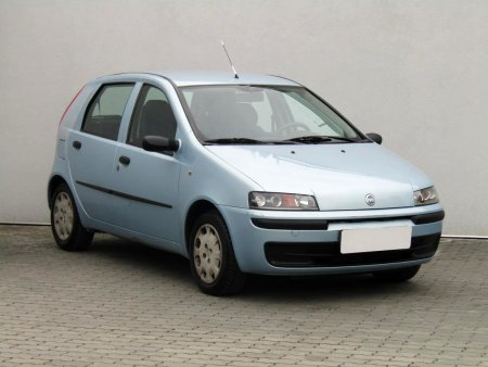 Fiat Punto, 2002