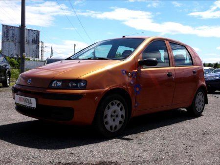 Fiat Punto, 2000