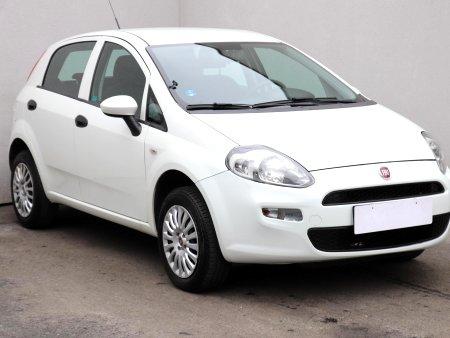 Fiat Punto Evo, 2015