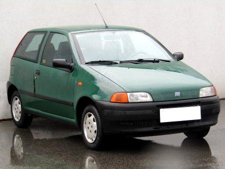 Fiat Punto, 1998