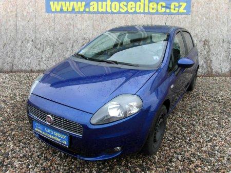 Fiat Punto, 2009