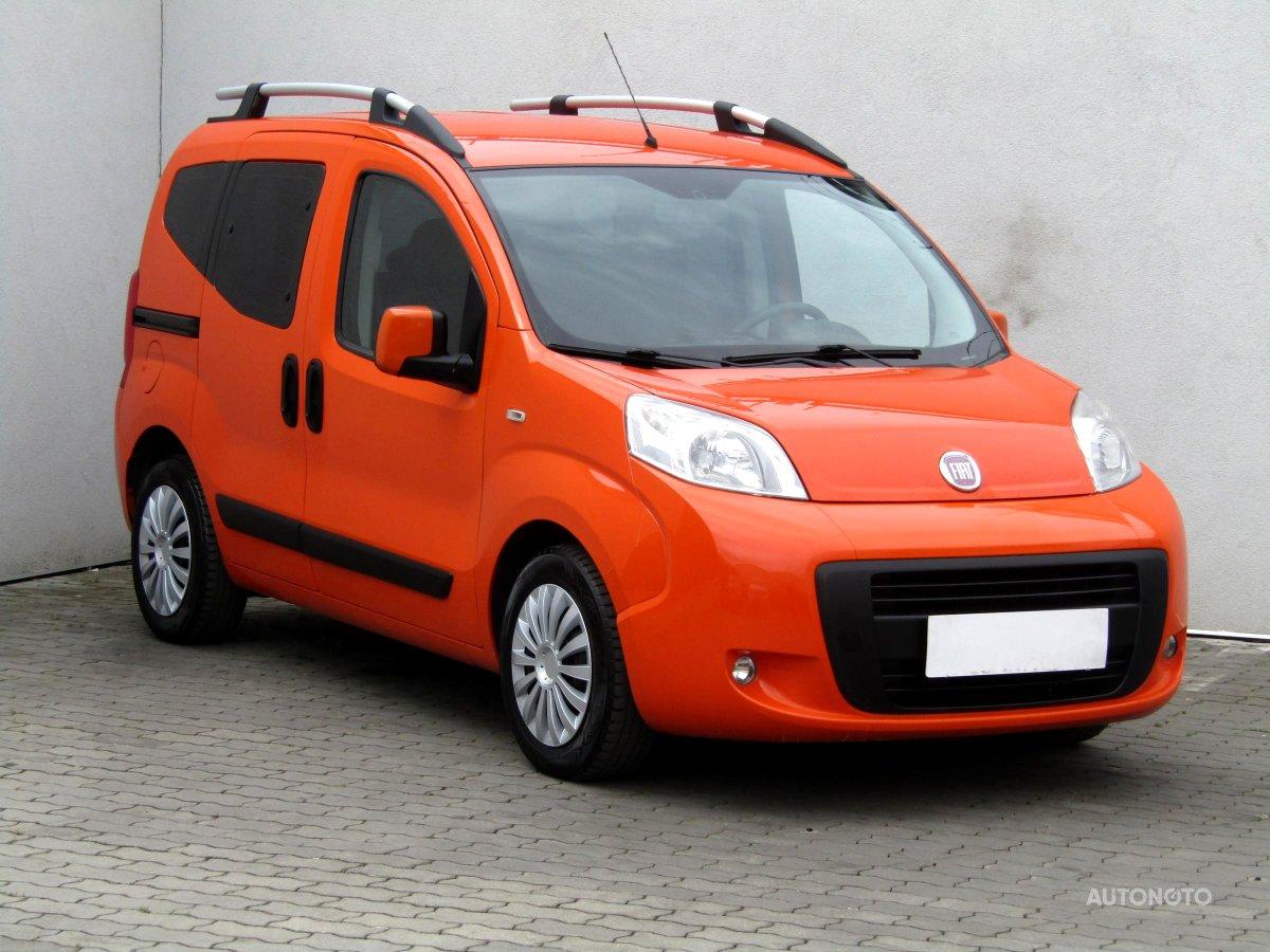 Fiat Qubo, 2010 - celkový pohled