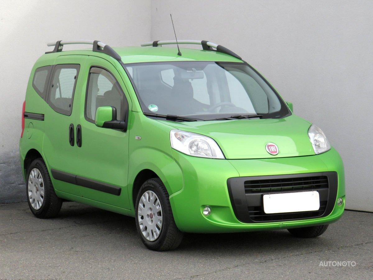 Fiat Qubo, 2014 - celkový pohled