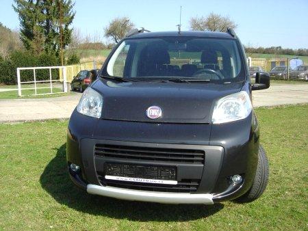 Fiat Qubo, 2010