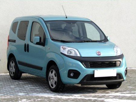 Fiat Qubo, 2018