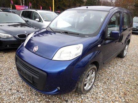Fiat Qubo, 2009