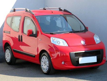 Fiat Qubo, 2011