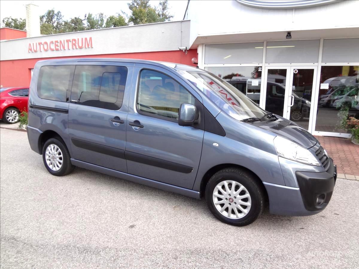 Fiat Scudo, 2008 - celkový pohled