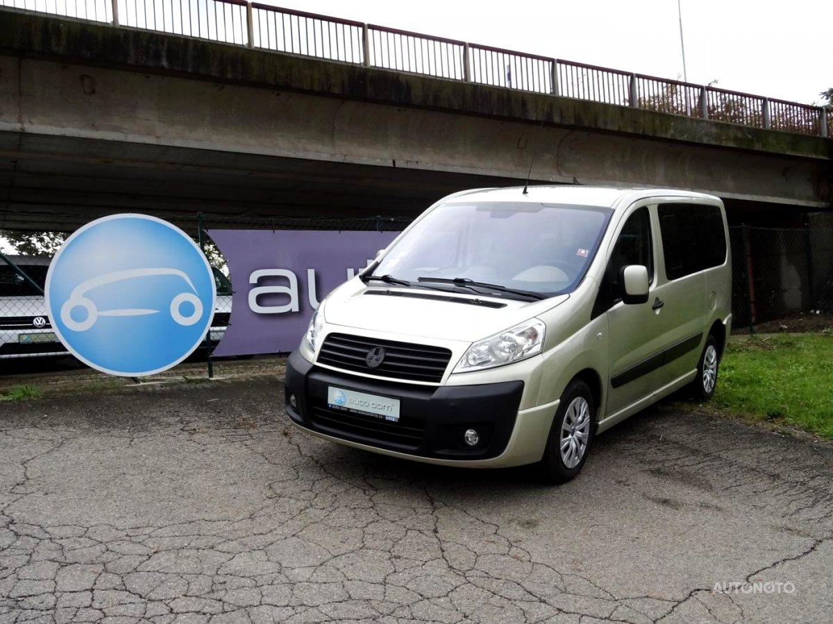 Fiat Scudo, 2009 - celkový pohled