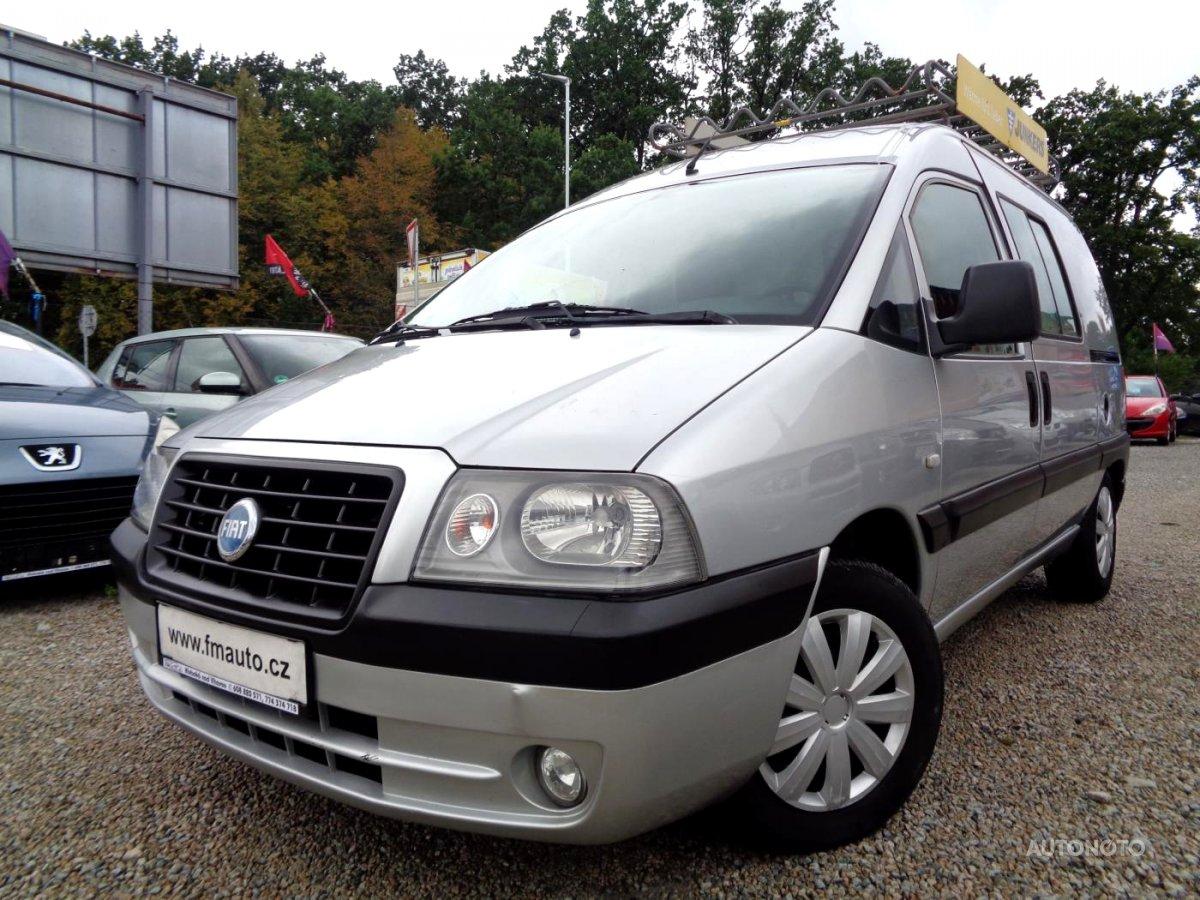 Fiat Scudo, 2006 - celkový pohled