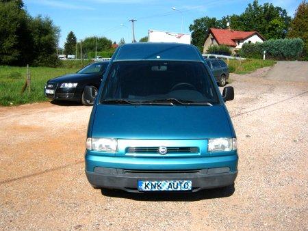 Fiat Scudo, 2000