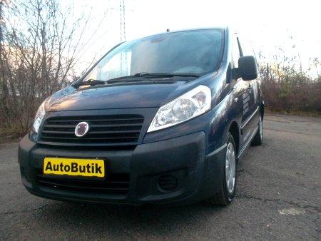 Fiat Scudo, 2009