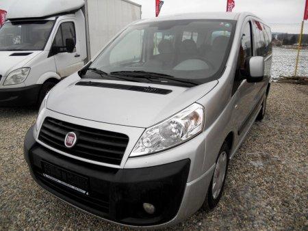 Fiat Scudo, 2012