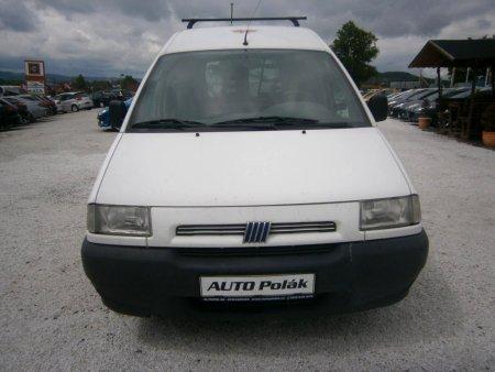 Fiat Scudo, 1998