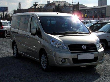 Fiat Scudo, 2007