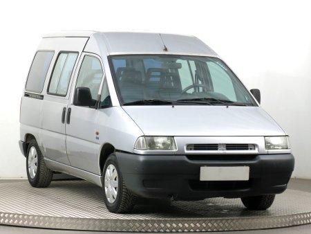 Fiat Scudo, 1997