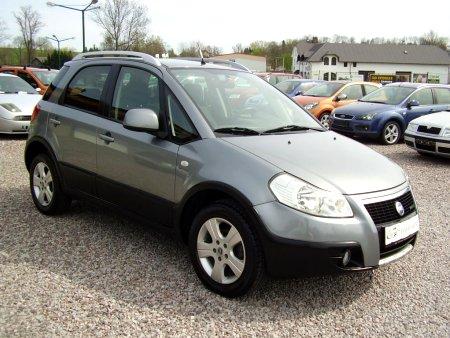 Fiat Sedici 1,9MultiJet,, 2007