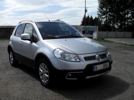 Fiat Sedici, 2013