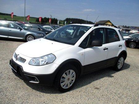 Fiat Sedici, 2012