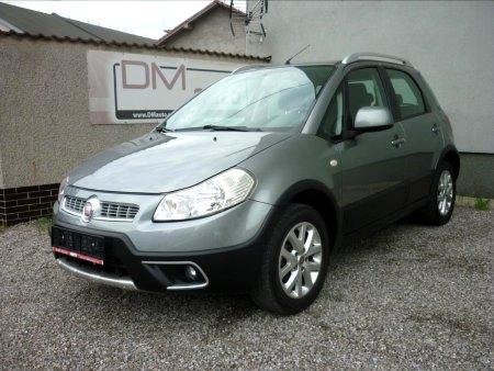 Fiat Sedici, 2011