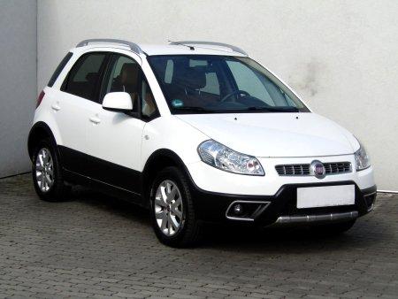 Fiat Sedici, 2010