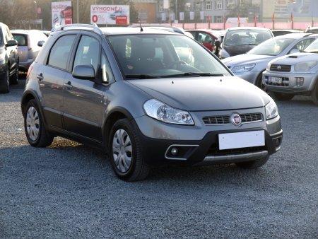 Fiat Sedici, 2009