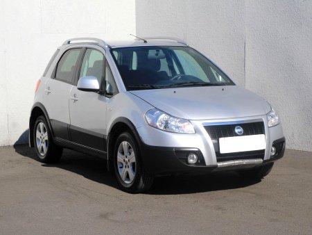 Fiat Sedici, 2006