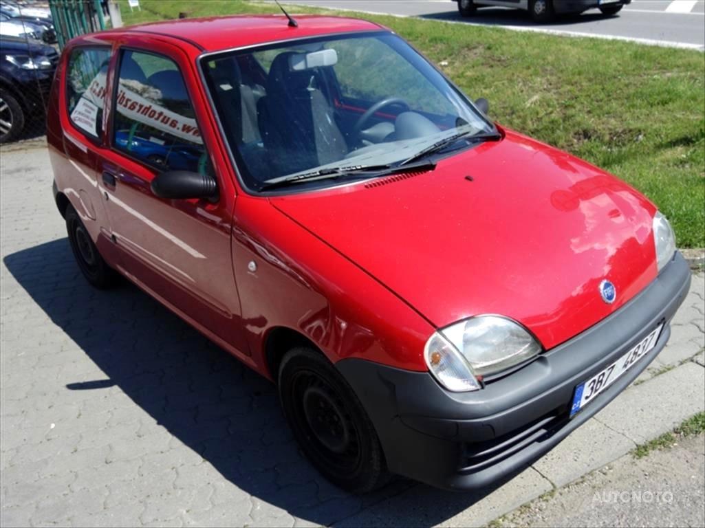 Fiat Seicento, 2005 - celkový pohled