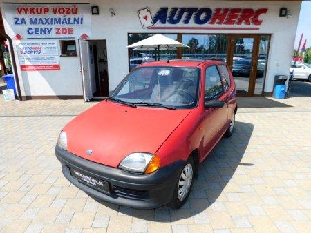 Fiat Seicento, 1998