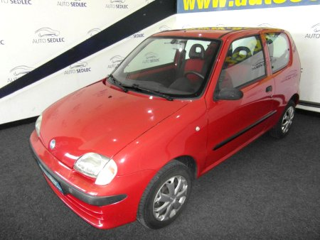 Fiat Seicento, 2003