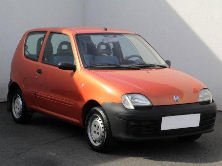 Fiat Seicento, 2002