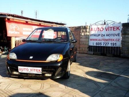 Fiat Seicento, 1999