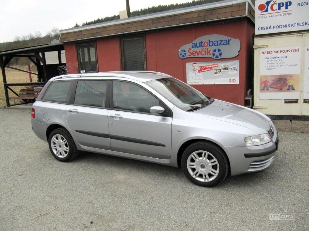 Fiat Stilo, 2004 - celkový pohled