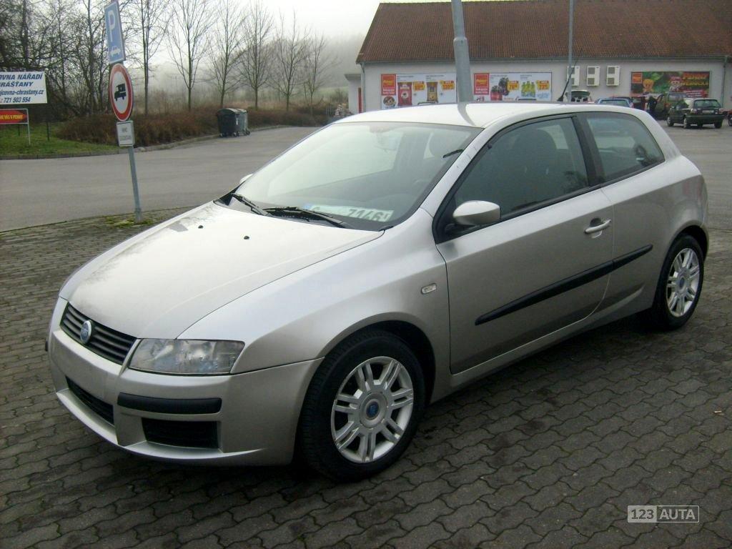 Fiat Stilo, 2003 - celkový pohled