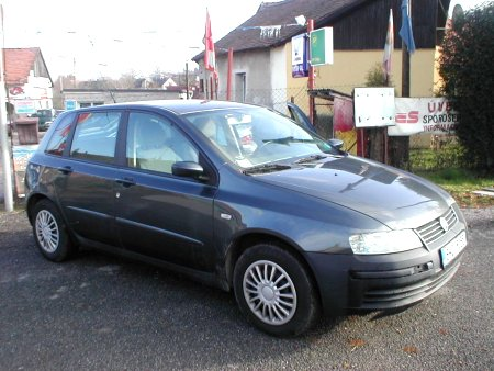 Fiat Stilo, 2004