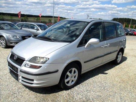 Fiat Ulysse, 2003